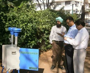 Air Quality Monitoring - Ambient air quality monitoring
