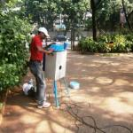 Environmental Monitoring Data Collection