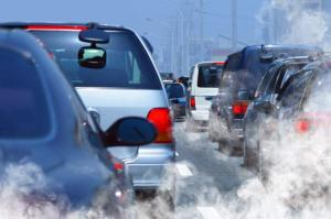 air pollution due to automobile