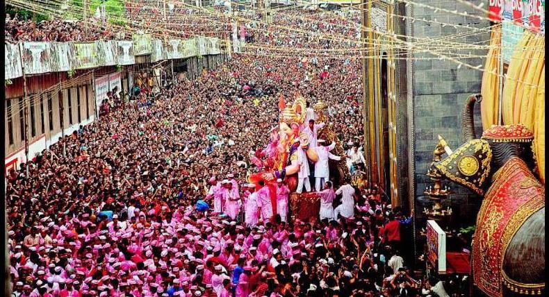 Ganpati Festival Celebration
