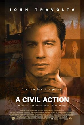 A Civil Action Movie Poster