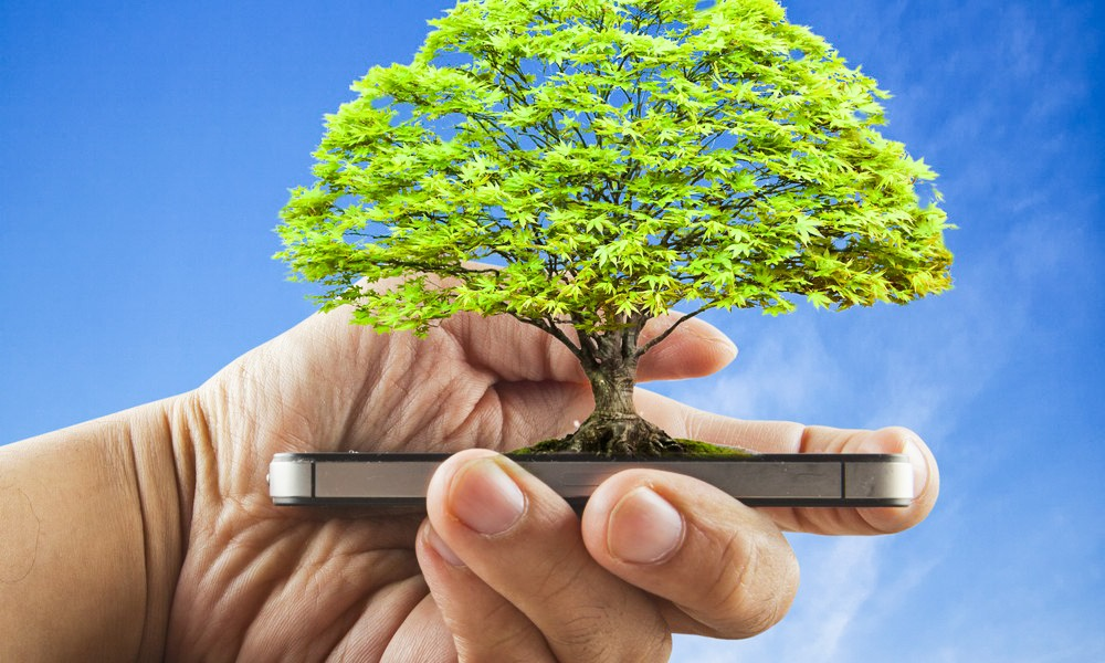 Eco friendly apps