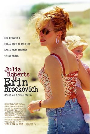 Erin Brockovich Movie Poster