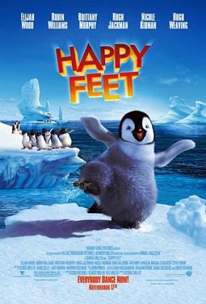 Happy feet Movie Poster