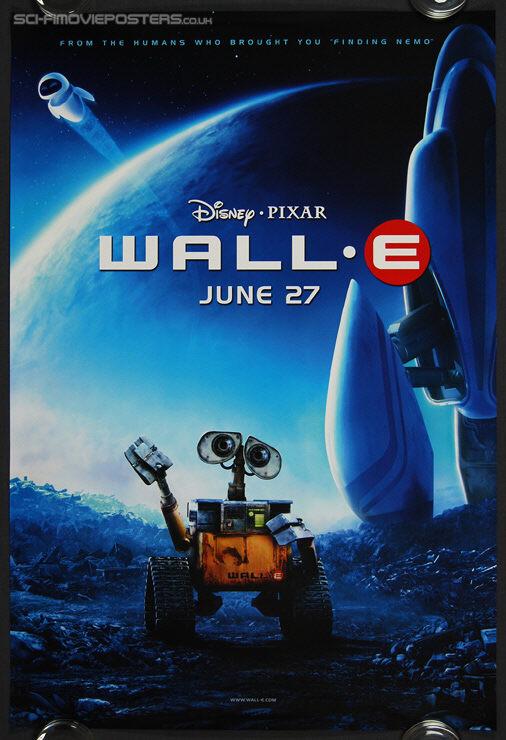 WALL_E Movie Poster
