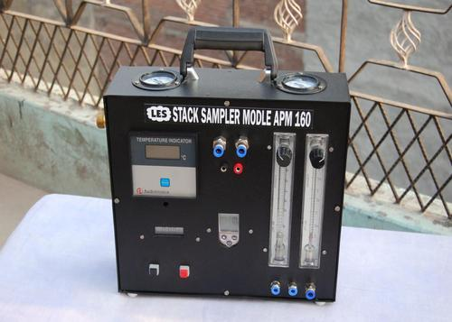 stack emission monitoring kit Rotameter