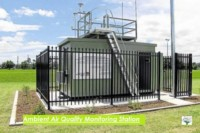 Ambient Air quality monitoring station AAQMS