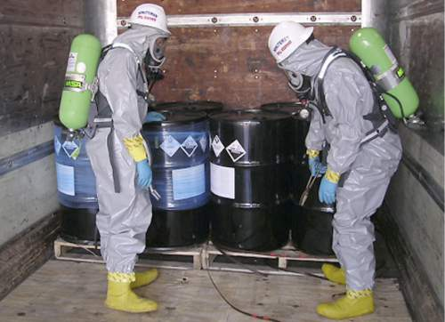 hazardous waste disposal - Solid Waste