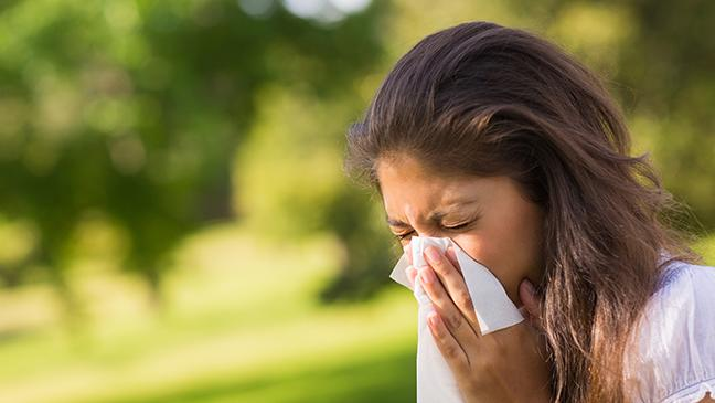 Allergy due to polluted air - Air Purifier for Home & Its Benefits