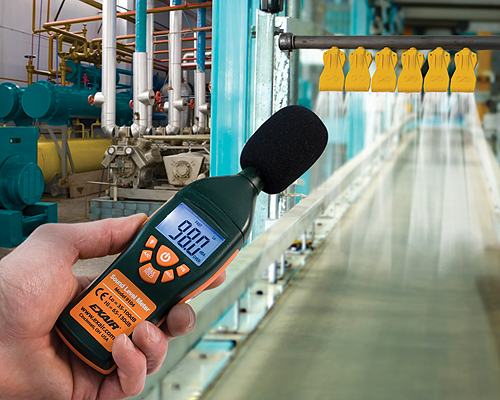 Noise level Meter - Noise Level Measurement Procedure